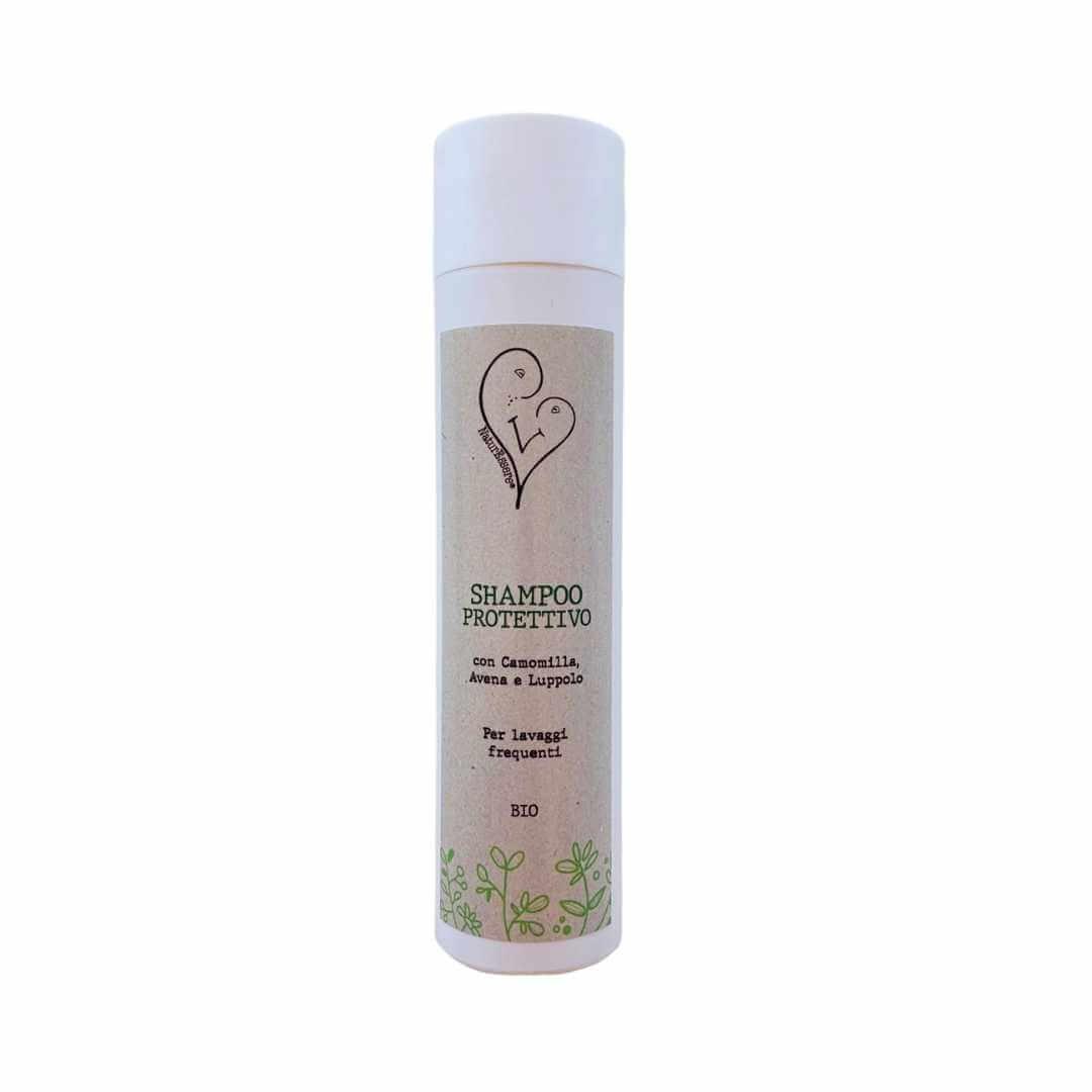 Shampoo protettivo bio lavaggi frequenti