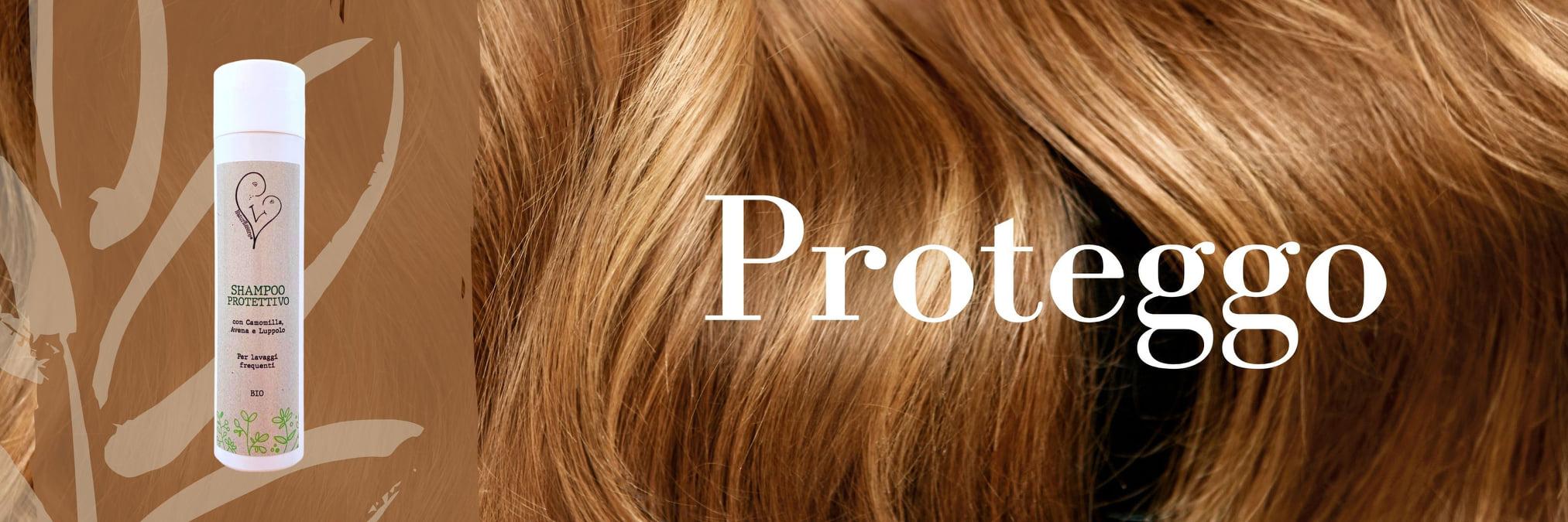 shampoo protettivo ecobio naturessere